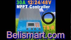Neue Mppt Solarregler It6415nd Solarenergie 12 V 24 V 36 V 48 V Auto 150 V Pv Panel Regulator