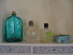 perfume bottles & other stuff-coastal