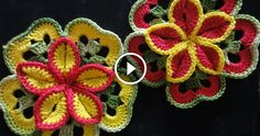 Hi friends. How was your day? Do you like flowers?. Symbol of transformation, joy and beauty. I am sure you all do. Do you like crocheting? I am sure