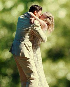 """Amanda Seyfried & Ben Barnes en """"La gran boda"""" / """"The big wedding"""""""