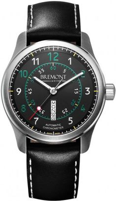 Bremont BC-S2/BG   Timeless Luxury Watches