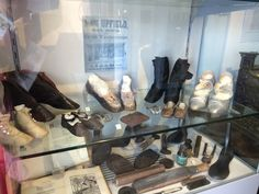 Shoes from the 19th and 20th Century