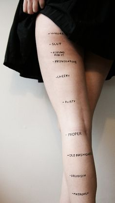Because Whoredom and Skirt Lengths are Directly Related | Betty Dodson with Carlin Ross
