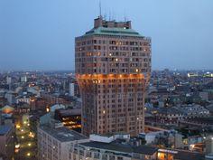 Torre Velasca , Milan