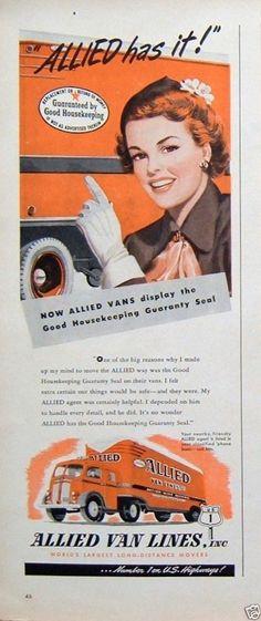 Good Housekeeping, April 1950 | Vintage Ads | Pinterest | Housekeeping
