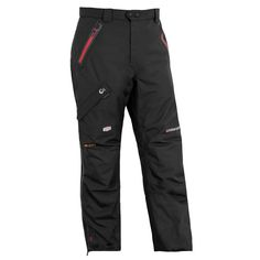 Firstgear® is proud to announce the long awaited return of the TPG Escape Motorcycle Pants. This gear incorporates the most advanced technological features in motorcycle protective outerwear. Utilizing Cocona® technology, waterproof-breathable laminate for the most effective moisture transfer textile available anywhere.  www.throttlemojo.com Motorcycle Riding Pants, Riding Gear, Motorcycle Gear, St G, Mens Gear, Parachute Pants, Gears, Jackets, Long Awaited