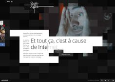 Casse Tête Chinois #webdesign #inspiration #UI