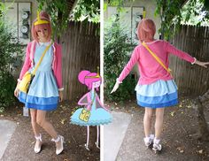 Princess Bubblegum (from Hora De Aventura) #Cosplay
