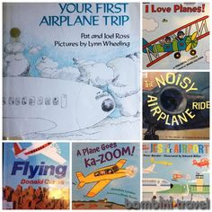10 Books: Airplanes | Bambini Travel