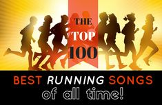 The votes are in! Check out our list of the top 100 running songs of all time, as voted on by SparkPeople members and dailySpark readers! beginning running tips, morning running tips, trail running tips Best Workout Songs, One Song Workouts, Workout Music, Running Workouts, Fun Workouts, Running Tips, Fitness Workouts, Workout Fun, Exercise Moves