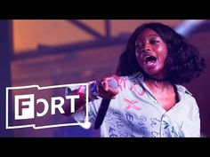 Little Simz - Wings - Live from The FADER FORT 2017 - YouTube