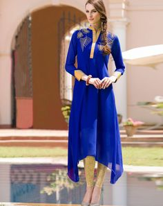 Trail Cut Kurta for women styletag