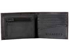 Billabong Vacant Wallet Black - Zappos.com Free Shipping BOTH Ways. $25