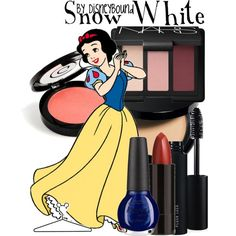 Snow White, created by lalakay.polyvore.com