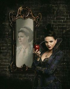 The Evil Queen / Regina Mills Once Upon A Time, Regina Mills, Captain Swan, Captain Hook, Movies And Series, Movies And Tv Shows, Tv Series, Smallville, Reign