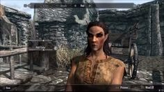 Just filmed myself playing the game from the beginning (spoilers) #games #Skyrim #elderscrolls #BE3 #gaming #videogames #Concours #NGC