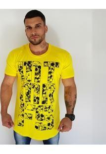 Camisa Metamorfose Brasil Long Mtmrfs Skull Letters - Masculino