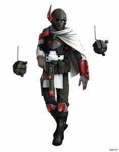 Resultado de imagem para star wars gunslinger specialities