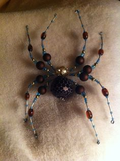 Bead spider ~reserved x2~