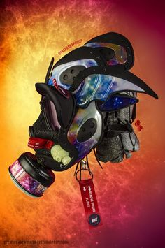 "Nike Zoom Rookie ""Galaxy"" Mask by Freehand Profit"