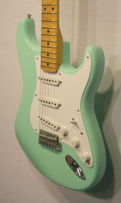 Fender Custom Shop '56 Stratocaster NOS (Surf Green)