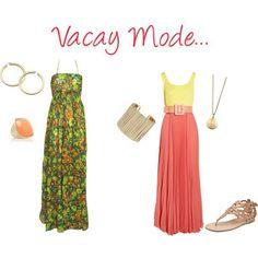 Vacay Mode #fashion #women #girl #love #trendy