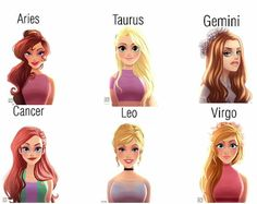 I'm a virgo....so in this case I'm Aurora