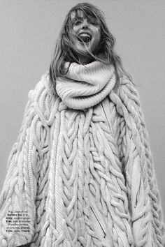 Big knits (via Bloglovin.com )