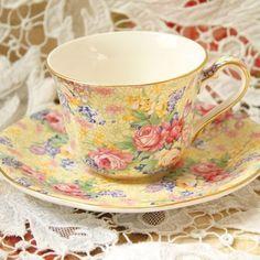 Tea  via Donna Hendry