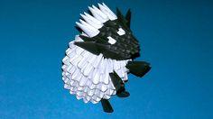 3D origami Shaun the Sheep (sheep, ewe, ram) tutorial http://3d_origami.bringingsuccess.ru In this video we learn how to make Shaun the Sheep (sheep, ewe, ra...
