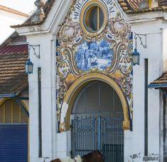 MERCADO MUNICIPAL DE SANTARÉM #Monumentos #Santarém #Ribatejo #Portugal