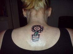 Green Day tattoo - nice placement! I've got mine on my hip