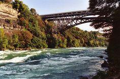 White Water Walk 4460 River Rd, Niagara Falls, ON L2E 3E8, Canada