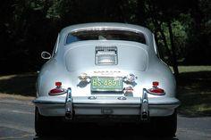 1961-Porsche-356B-Coupe-5 by Driver Source, via Flickr