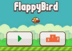Download Flappy Bird and know a trick to make great scores...
