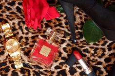 Review of Avon Little Red Dress Perfume