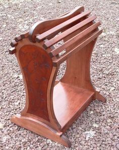 Red saddle stand with the leather tooling - out of maple. - Hammered Horse Products, L. Horse Stables, Horse Barns, Horses, Horse Tack, Saddle Shop, Saddle Rack, Rodeo Time, Western Decor, Saddles