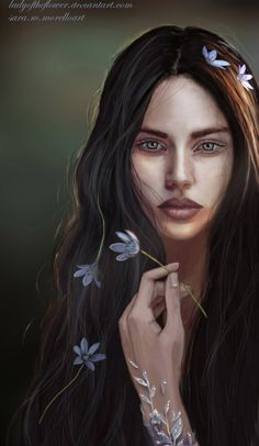 Luthien by Ladyoftheflower on DeviantArt