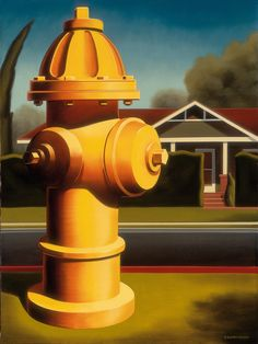 Kenton Nelson, For the Quenching
