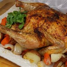 Roast Chicken and Vegetables Allrecipes.com