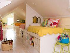 Resultado de imagen de habitacion infantil compartida