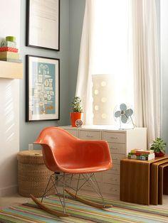 cadeira de balanço possível