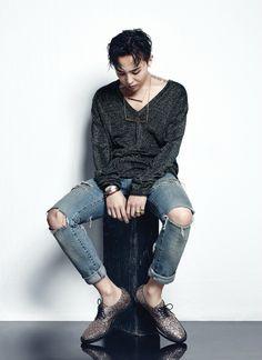 """G-Dragon x Giuseppe Zanotti Source: Cosmopolitan Hong Kong """