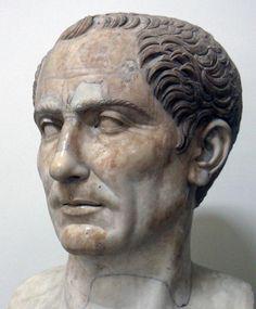 Retrato de César (S.I a.C.).-Retrato de la Roma Republicana (509-27 a.C.)