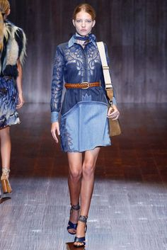 Gucci- MILAN FASHION WEEK - SS15