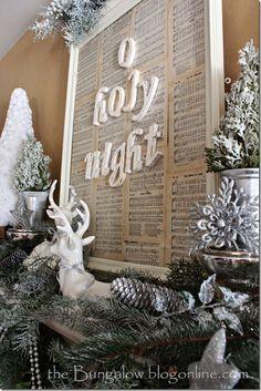 I like the O Holy Night artwork.