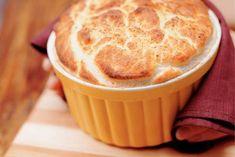 Cinnamon-apple Soufflé another classic combination!