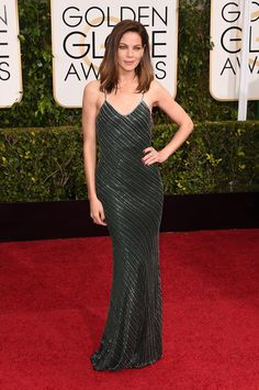 Michelle Monaghan | All The Looks On The 2015 Golden Globes Red Carpet