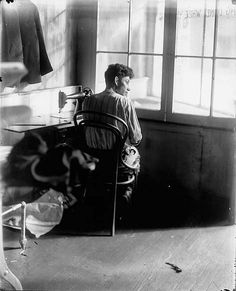 Tailor at work, ca. 1910