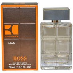 Boss Orange 2.0 Oz Eau De Toilette Spray By Hugo Boss New In Box For Men